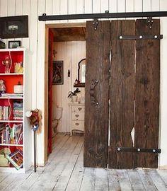 Linda! Amo #madeira Pinterest:  br.pinterest.com/pinideias www.ideiasdiferentes.com.br |Imagem não autoral|