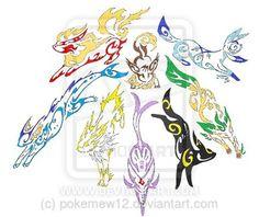 Possible Pokemon Tattoos