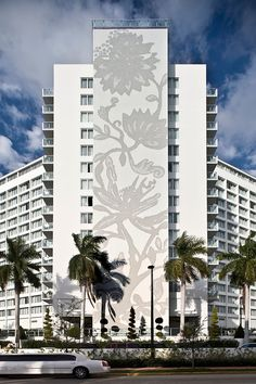 Mondrian South Beach Hotel, South Beach (Miami Beach, Florida)