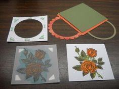 Frosted Window, Card Making Techniques, Stampin Up, Coasters, Windows, Toys, Blog, Cards, Activity Toys