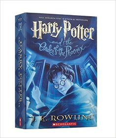 AmazonSmile: Harry Potter And The Order Of The Phoenix (9780439358071): J.K. Rowling: Books