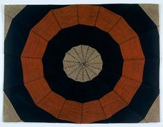 Birds of Ohio: Louise Bourgeois Patchwork