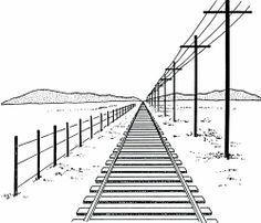 draw train art project - Google Search
