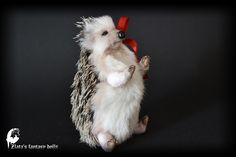 Zlata's fantasy dolls - Baby hedgehog12-20