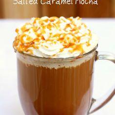 Homemade Salted Caramel Mocha Recipe - Key Ingredient