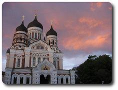 Excursión para tu crucero en Tallín con TU Italia
