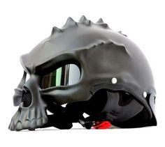 New Masei Skull Motorcycle Helmet - DOT Certified