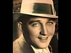 This version by Bing is - for me - the definative version of 'Sweet Georgia Brown' G&l Guitars, Bing Crosby, Old Music, Easy Listening, Romantic Songs, Old And New, Make Me Smile, Georgia, Music Videos