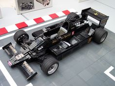 LEGO Lotus 79 by RoscoPC, via Flickr