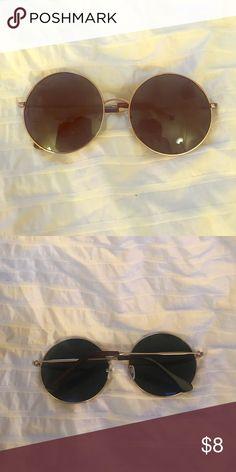 fb61aa60675 Round Hippie sunglasses Good condition  ) Accessories Sunglasses Sunglasses  Accessories