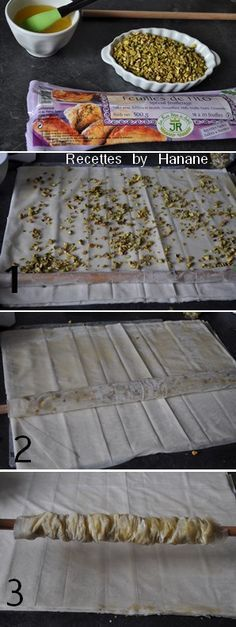 Almost Tiramisu Double Espresso Chocolate Layer Cake Algerian Recipes, Lebanese Recipes, Turkish Recipes, Cute Desserts, Sweets Recipes, Baking Recipes, Philo Dough, Moroccan Desserts, French Macaroon Recipes