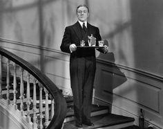 A Butler's Uniform: Representation & Cultural Capital Served On A Silver Platter Vintage Modern, Vintage Style, Butler Costume, Term Life, Twelfth Night, Cultural Capital, Agatha Christie, Vintage Photographs, Vintage Books