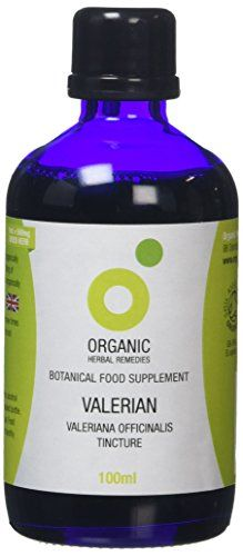The Product Organic Herbal Remedies 100 ml Valerian Tincture  Can Be Found At - http://vitamins-minerals-supplements.co.uk/product/organic-herbal-remedies-100-ml-valerian-tincture/