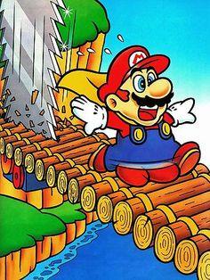 Twin Bridges | Super Mario World