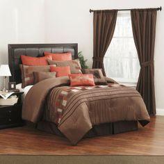 Portland 10 Piece Comforter Set $0.00