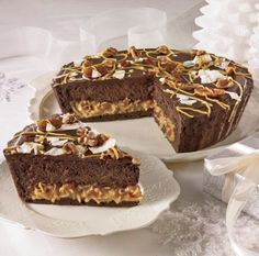 German Chocolate Cheesecake from The Swiss Colony®