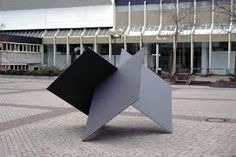 Image result for geometric abstract sculpture