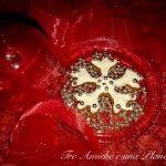 Fiocco di neve  biscotto di frolla