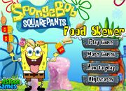 Spongebob Food Skewer | HiG Juegos - Free Games Online