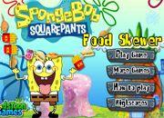 Spongebob Food Skewer | HiG Juegos - Free Games Online