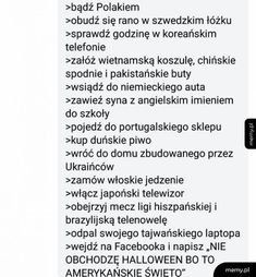 Memy Polska / Polska memy (#Polska) - Memy.pl Wtf Funny, Funny Memes, Quality Memes, Cursed Images, Creepypasta, Funny Pictures, Anime Meme, Humor, Maine