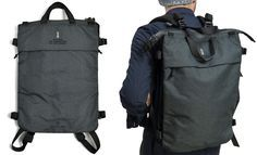 Best Work Backpack Finalists :: Third Annual Carry Awards  http://ebagsbackpack.tumblr.com/