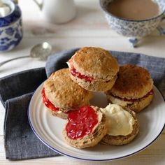 Tea infused scones WEB