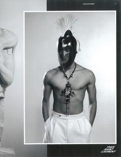 Robert Monteiro, Allen Taylor, Paolo Gallardo, Omari Dixon, & Sacha M'Baye by Jamie Morgan for Arena Homme+