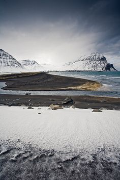 Bolungarvík, Iceland   by Nunni Konn, via Flickr