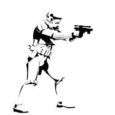 Storm Trooper by ~GraffitiWatcher on deviantART