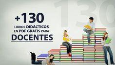 +130 libros didácticos en PDF para docentes | Android en la Escuela