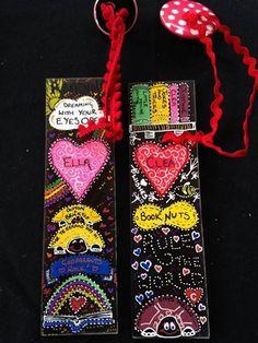 47 best doodle bookmarks images on pinterest book markers