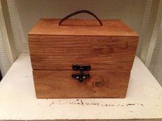 ハンドメイド:セリアDEパーツ収納ボックス