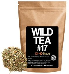Organic Yerba Mate Herbal Tea With Cinnamon and Orange Peel Wild Tea 17 CinOMate by Wild Foods 2 ounce >>> Check this awesome product by going to the link at the image. (This is an affiliate link and I receive a commission for the sales)