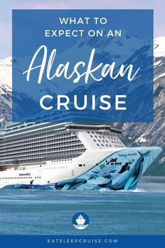 An Alaskan cruise is a once-in-a-lifetime bucket list dream vacation for many people. You want to make sure you get it right, from outfits and packing lists to the best excursions and pictures to take. Knowing what to expect is an important part of that. Here we share just that. No matter the cruise line (Carnival, Princess, Royal Caribbean, Disney, etc.), these tips will make your Alaskan cruise vacation the best it can be. #Alaska #AlaskanCruise #AlaskanVacation #CruiseVacation #CruiseTips