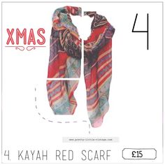 Let's get festive!   Stay on trend this winter with this festive oversize scarf. Perfect for those chilly days! ⛄  Here's Day 4 of our Pretty Little Vintage ♡ advent calendar!   Don't forget to follow us everyday to see what   F A S H I O N  item is unlocked on the run up to ❄xmas❄! Perf for gift  ideas so lets get shopping!  www.pretty-little-vintage.com  xoxo #fashion #scarf #tartan #chic #boho #ootd