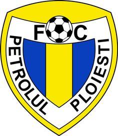 Petrolul Ploiesti of Romania crest. Soccer Logo, Football Team Logos, Football Soccer, Soccer Teams, Sports Logos, Fifa, Team Mascots, Logos, Shirts