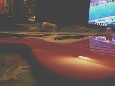#fernandes #precision #bass   #dunlop #65 #lemonoil #guitar #focusrite