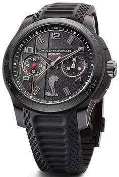 David Yurman Revolution Shelby 1000 Limited Edition Watch
