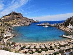 Rhodos – die Sonneninsel – Liebeskorn Water, Outdoor, Island, Acropolis, Rhodes, Old Town, Travel Report, Sun