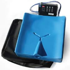 Pressure Sore Treatment Cushion. On contract with the Veteran's Administration for 11 consecutive years and running. www.aquilacorp.com 608-782-0031