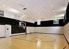 home basketball court | basketball court