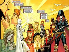 jesus and mary magdalene manga - Google Search