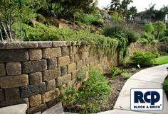 Retaining Wall Blocks Tumblr Jts Landscaping