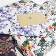 custom JRF giftwrap