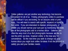 Find Photography Online