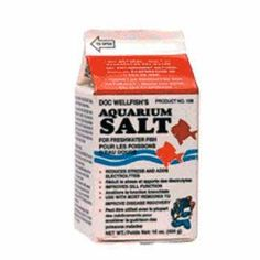 API Aquarium Salt - 16 oz - ON SALE! http://www.saltwaterfish.com/product-api-aquarium-salt-16-oz