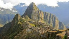 Machu Pichu. Maravillosa construcción, maravilla del mundo...
