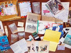 send a few letters a month | on the joys of snail mail | Naomi Bulger on Winsome Journal
