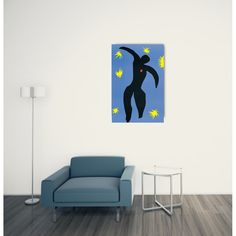 MATISSE - Icaro 50x70 cm #artprints #interior #design #Matisse #art #print Scopri Descrizione e Prezzo http://www.artopweb.com/autori/henri-matisse/EC16685